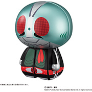 Charaction CUBE 仮面ライダー新1号