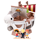 One Piece Chara Bank Pirate Ship Going Merry