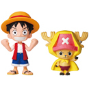 One Piece Change Color Mascot