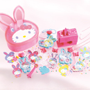 Lucky Charm Maker - Hello Kitty Colorful Bunny