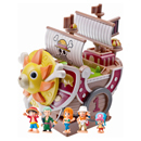 One Piece Chara Bank Pirate Ship Thousand Sunny