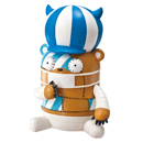 One Piece Chara Bank Animal Series - Kumashi