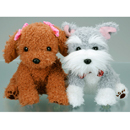 TALKIE DOGGIE Toy Poodle/Miniature Schnauzer